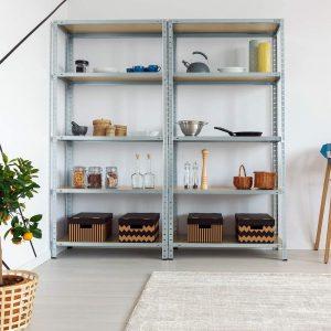 estantes metalicos en oferta al por mayor