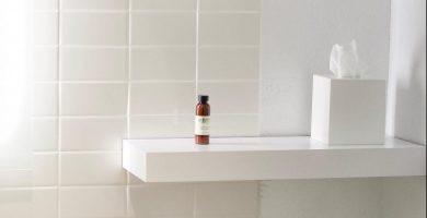 estante de baño moderno