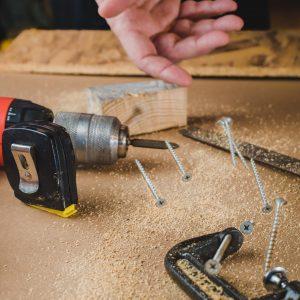 como fabricar estanterias de madera