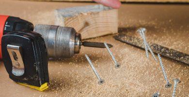 materiales para hacer estante de madera